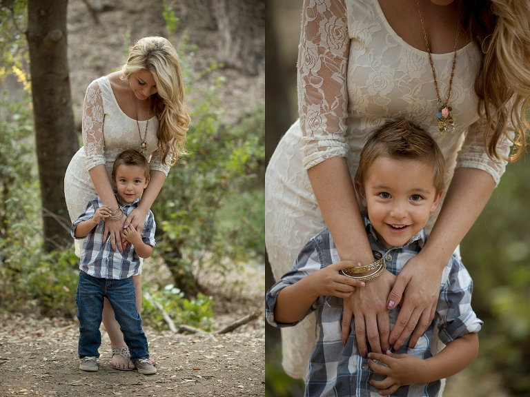 Horse Thief Canyon Family Session