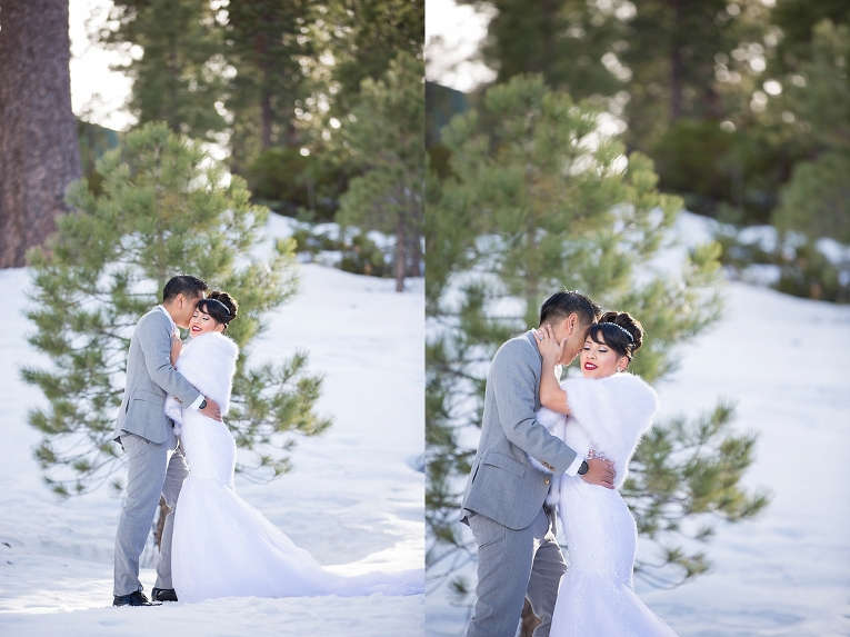 Big Bear Snow Bridal Session_0001