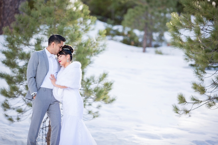 Big Bear Snow Bridal Session_0002