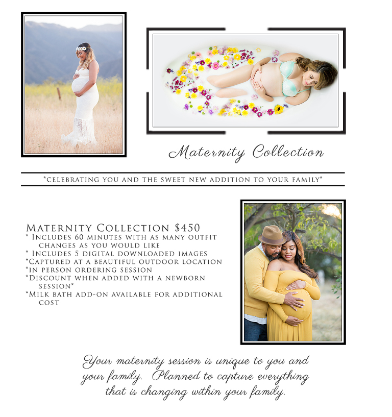 Maternity Collections