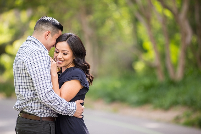 LA Arboretum Engagement Session